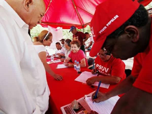 Elecciones-PSUV